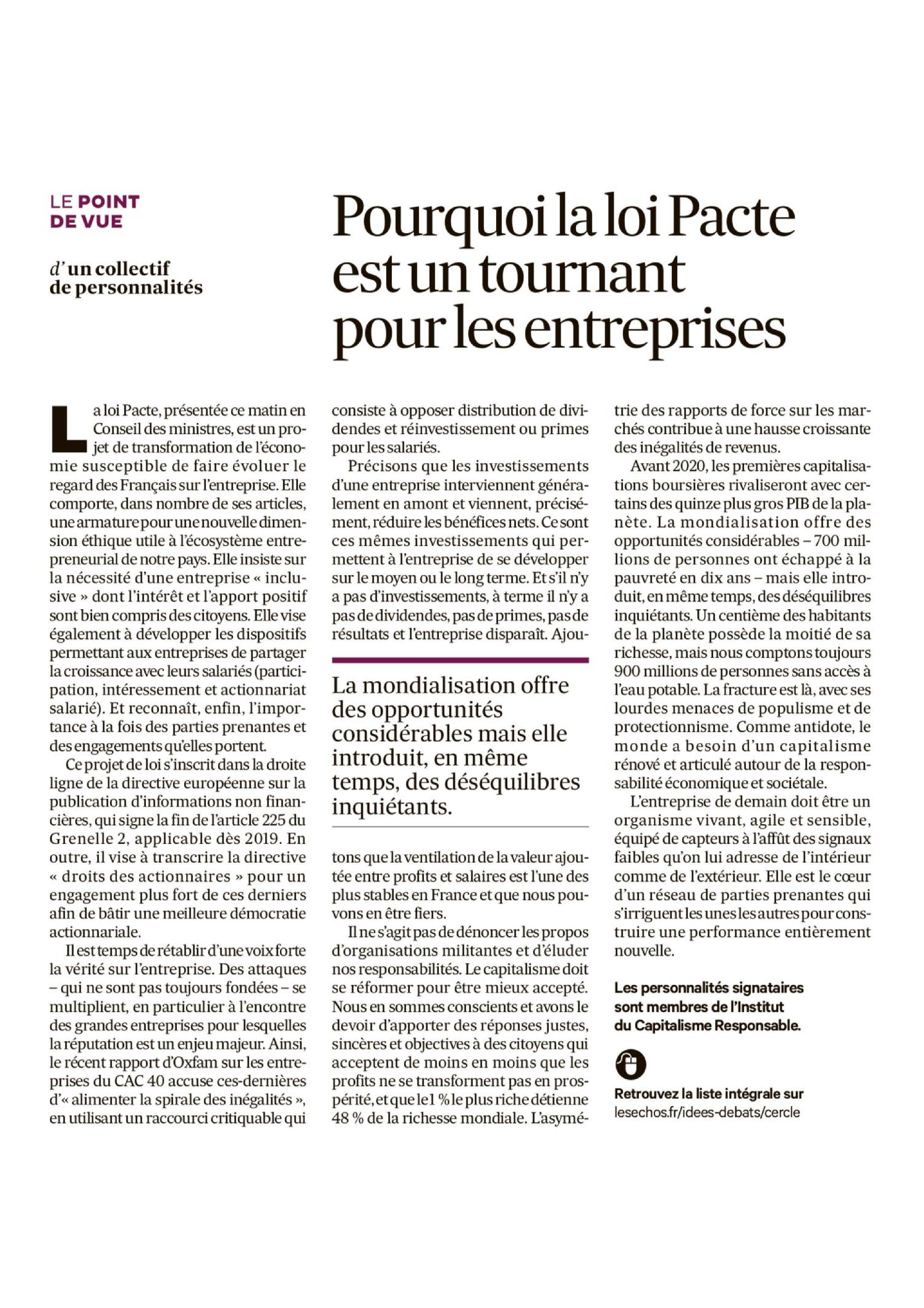 Tribune-Les-Echos-LOI-PACTE-page-001