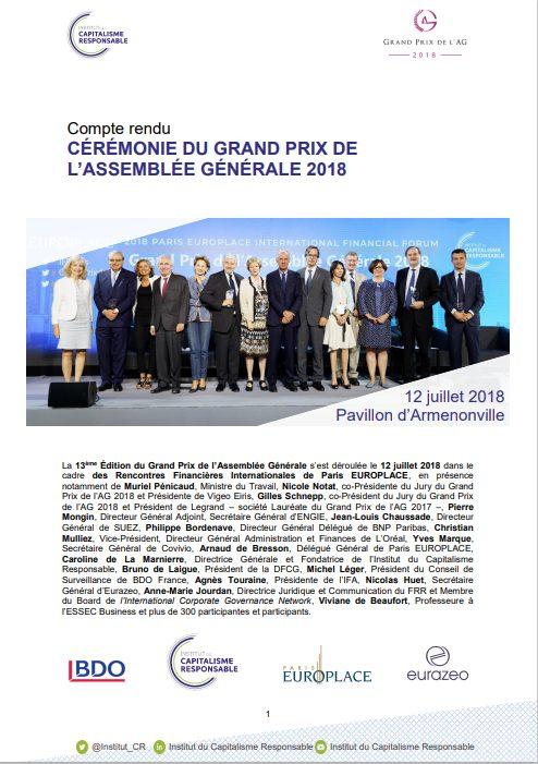 Ceremonie gpagm 2018 1