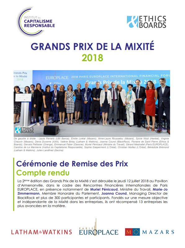 Ceremonie gpmix 2018 1