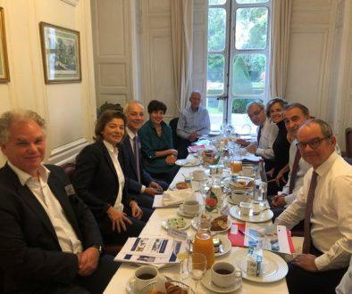 Petit-déjeuner 15.10.2019