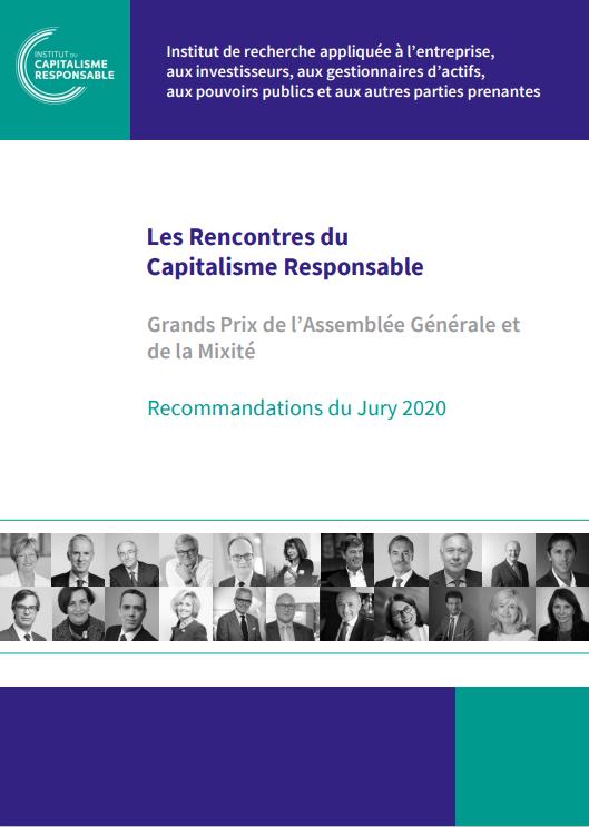 Recommandations GPAGM 2021